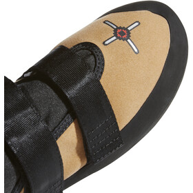 adidas Five Ten Anasazi VCS Climbing Shoes Men raw desert/core black/red